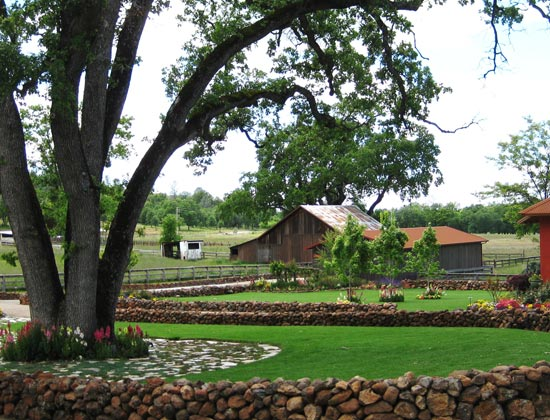 Winery Grounds